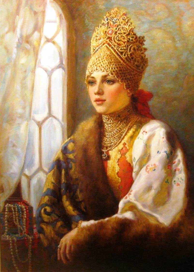Фото русски девушк 1 фотография