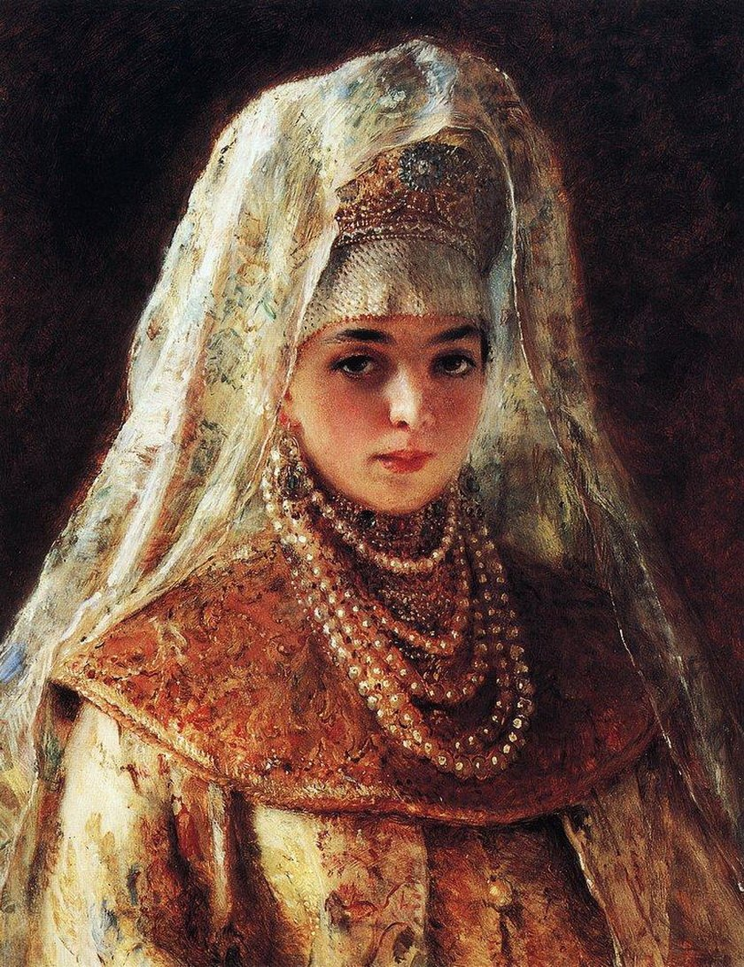Русские дамы и юноши 18 фотография
